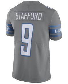 Printed Detroit Lions Replica Cool T Sports T Shirt NFL Men/'s Womens Kids