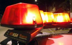 R12 Noticias: Um bebê de dois meses morreu após acidente entre duas motocicletas na tarde de quinta-feira (11)
