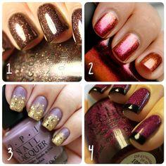 Love Glitter Nails!