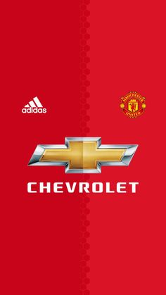 Adidas Manchester United Chevrolet More