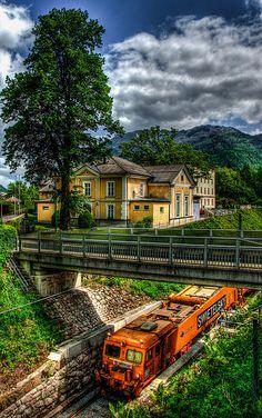 Bad Ischl, Austria by novistart1, via Flickr http://kruiser.ro/en/contact/