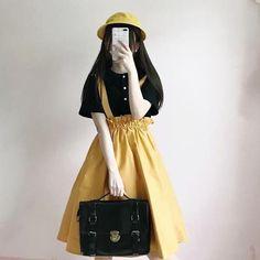 Harajuku Mode, Harajuku Fashion, Kawaii Fashion, Fashion Outfits, Tokyo Fashion, Dress Fashion, Street Fashion, Kawaii Clothes, Kawaii Outfit