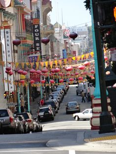 China Town San francisco, Ca- ate at yummy restaurant and used chopsticks for the first time