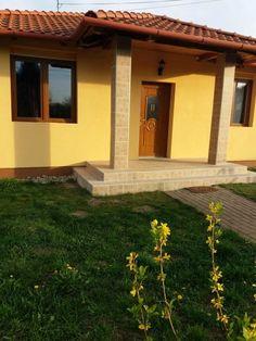Balaton mellett promoterm szigetelt téglaház