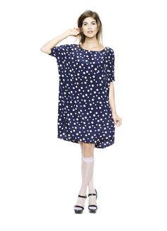 Hatch (Maternity) Polka Dot Dress!