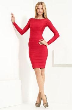 Herve Leger Off Shoulder Bandage Dress | Nordstrom  http://shop.nordstrom.com/S/herve-leger-off-shoulder-bandage-dress/3234397?origin=category=0==0