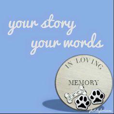 Loving memory dog