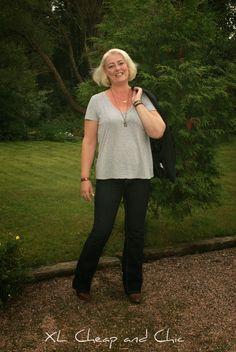 XL Cheap & Chic: Bootsit jalassa - Wearing boots...