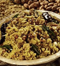 Pulikaachal: Mix with rice and Sesame Oil and you have a delicious Tamarind Rice!