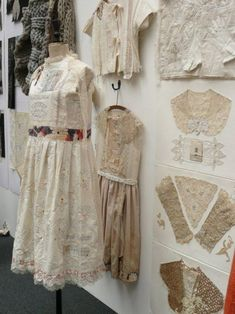A place for images to inspire one of a kind romantic altered fashion! Or: How to create fashion fun in a BLUE economy! Fashion Line, Boho Fashion, Vintage Fashion, Antique Lace, Vintage Lace, Forest Girl, Beautiful Costumes, Linens And Lace, Upcycled Vintage