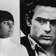"https://flic.kr/p/7mUtD9 | Girl's Dream | Paris   1969  . Silver gelatin   Kodak  Tri X     ""Look at me James Dean """