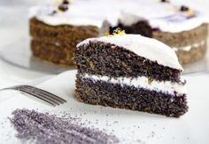 Máktorta 11. - mascarpone-s | NOSALTY Mousse, Sweet Treats, Cheesecake, Sweets, Poppy, Food, 3, Cakes, Reading