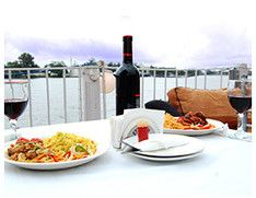 Three course meal at Ember Creek - Get it Now