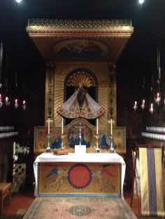 The Holy House of Our Lady of Walsingham.