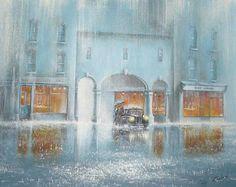Jeff Rowland ~ Let it Rain