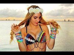 Top Youtubers, Escape The Night, Crochet Bikini, String Bikinis, Swimwear, Hottest Women, Scream, Woman, Fashion