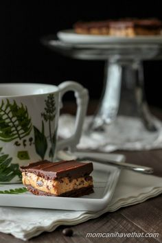 Chocolate Peanut Butter Fat Bombs made with grass fed butter are high in omega 3 fatty acids | Low carb, Keto, LCHF, THM | lowcarbmaven.com
