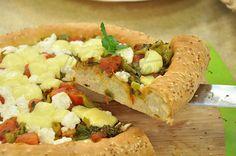 Peynirli Soslu Ramazan Pidesi Tarifi