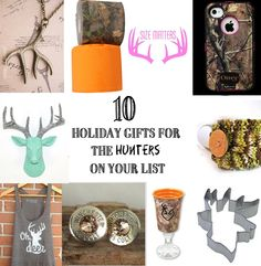 10 Unique Holiday Gifts For The Hunters On Your List Birthday Boyfriend
