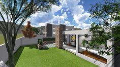 Earp Construction develops and sells properties in George on the Garden Route in South Africa. There are a range of design styles and sizes to suit your budget. Plan Design, Open Plan, Property For Sale, South Africa, The Unit, Construction, Garden, Modern, Home