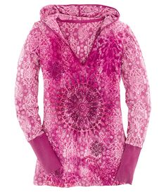 Printed Whimsy Hoody - New Winter Arrivals - Tops - Title Nine