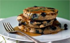 quinoa blueberry pancakes#Repin By:Pinterest++ for iPad#