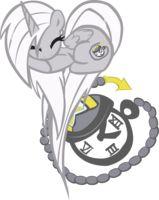 Eragale OC Heart Pony by pyrestriker
