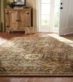 a traditional rug that welcomes as you walk through the door homedecoratorscom