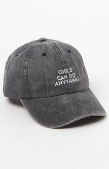 Girl Power Dad Hat