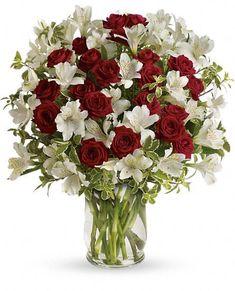 Endless Romance Bouquet -  Teleflora.com