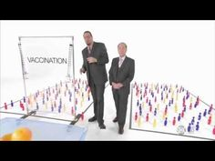 Vaccinations by Penn and Teller <- This is a fantastic way to describe why you should vaccinate your kids.  (Beware - There is some language; I don't mind, but someone might.)