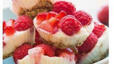 Frozen Yogurt Bites, kurz 'FroYo Bites' sind der Sommertrend aus den USA. Die tiefgekühlten Joghurt-Eis-Häppchen sind die pure Erfrischung!