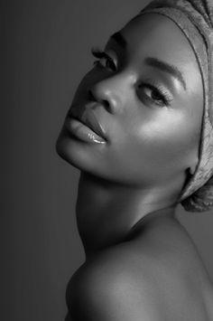 Beautiful! Black Woman!