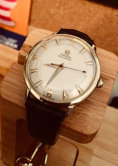 Vintage Watches Collection : Vintage Watches Collection : Omega mens mechanical vintage watch - Watches Topia - Watches: Best Lists, Trends & the Latest Styles Elegant Watches, Stylish Watches, Cool Watches, Rolex Watches, Wrist Watches, Dream Watches, Fine Watches, Vintage Watches For Men, Luxury Watches For Men