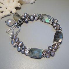Pearl Jewelry, Stone Jewelry, Boho Jewelry, Jewelry Art, Jewelry Bracelets, Jewelry Accessories, Jewelry Design, Necklaces, Jewellery