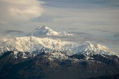 Denali Mountain, Alaska. [OC][6000x4000] : EarthPorn