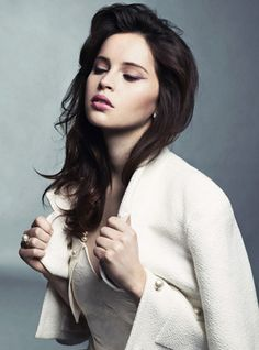 Style Hits: Felicity Jones | Visual Therapy