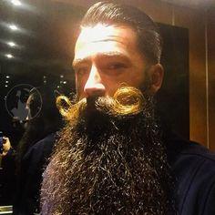 Mastering the Moustache part 2  Photographer and pictured @ mikeverwijs| #ThirteenThieves #beardgame #beardenvy #marinerjack #playhardorgohome #lights #expert #thedutchbeard #beard #beardoil #beardbalm#BeardCare #Bearded #Gentleman #Men #beardstyle #beardman #pogonophile #beardlove #beardlife #style #barber #barbershop