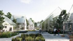 ReGen Village, outside of Amsterdam, doesn't need a grid or food systems. It's a model for a future, fully closed-loop settlement.