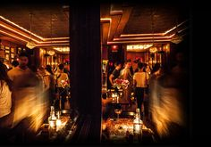 Employees Only (West Village): Culinary cocktails and singles ready to mingle.