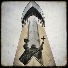 #divinemercysanctuary #Krakow #Poland #Pope #PopeJohnPaulII #Christianity #church #faith #religion / http://www.contactchristians.com/divinemercysanctuary-krakow-poland-pope-popejohnpaulii-christianity-church-faith-religion/