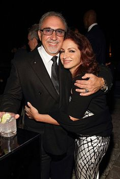 Gloria and Emilio Estefan Married 35 years/ 1978