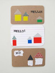 Washi Tape Kids Room / Cuarto de Niños  (ventas@washitapemexico.com for the tapes)