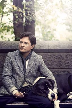 Michael J Fox born July 6, 1961, in Canada. Awesome actor, inspiring man