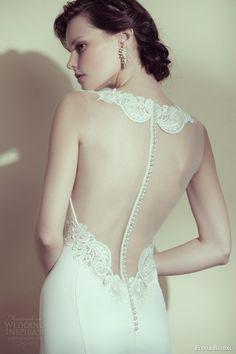 Flora Bridal 2014 Wedding Dresses   Wedding Inspirasi