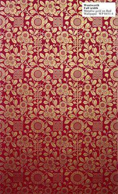 Textiles/wallpaper - 1880 - 1900 (far-east)