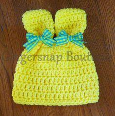Basic Box-Eared Hat