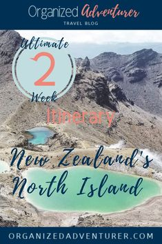 This two-week road trip itinerary covering the North Island of New Zealand top to bottom has everything you need to know! Travel Guides, Travel Tips, Travel Destinations, Pacific Destinations, New Zealand Travel Guide, New Zealand North, Bay Of Islands, List, Australia Travel