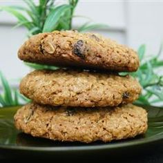 Spicy Oatmeal Raisin Cookies @ allrecipes.co.uk