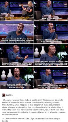 Trayvon Martin, racism, antiblackness, Luke Cage, Power Man, mcu, marvel, representation